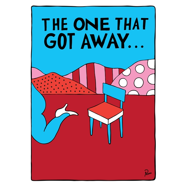 Parra, The One That Got Away, 2012.
