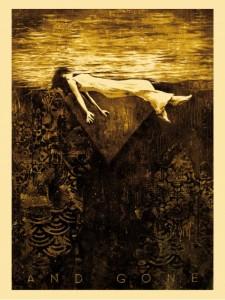 Shepard Fairey - Clementine, 2012