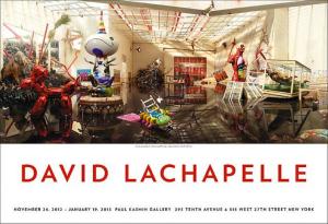 David LaChapelle - Seismic Shift, 2012