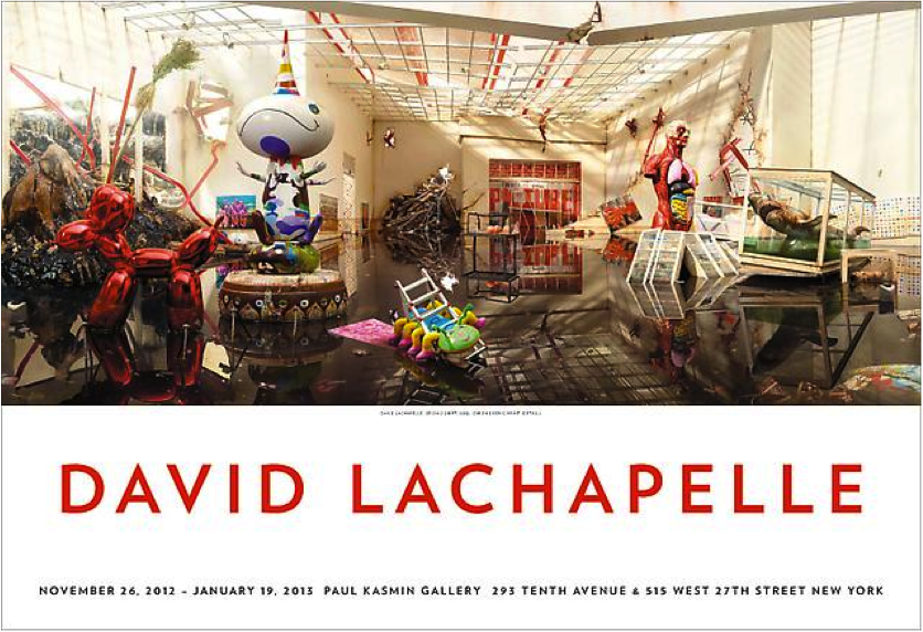 David LaChapelle - Seismic Shift, 201