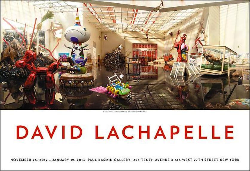 David LaChapelle - Seismic Shift, 201