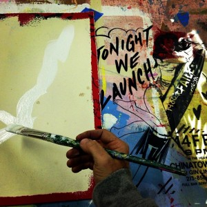 Faile - Tonight We Launch, 2012.