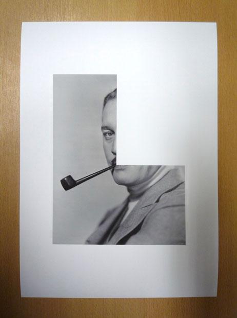 John Stezaker - Untitled, 2012.