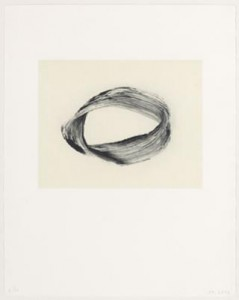 Markus Raetz, Looping, 2012.