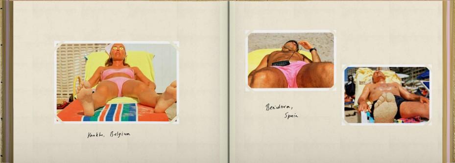 Martin Parr, Life's a Beach, 2012.