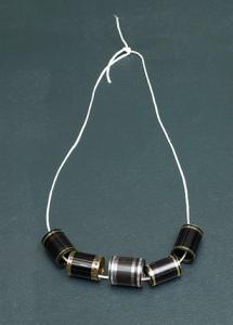 Tacita Dean - Necklace - Film reels, 2012.