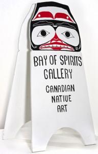 Brian Jungen, Gallery of Native Art, 2007.