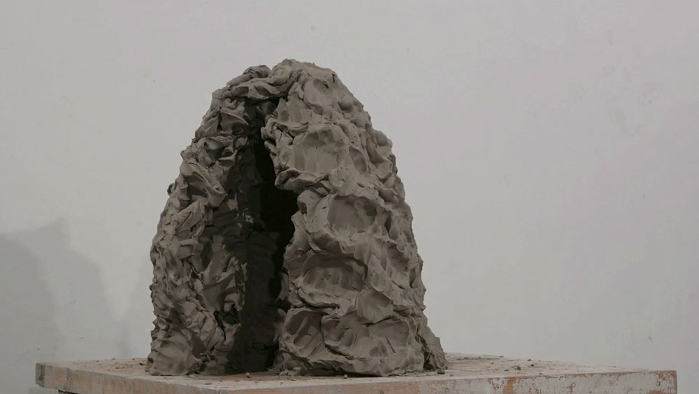Sui Jianguo, 1,000 pounds, 2012.