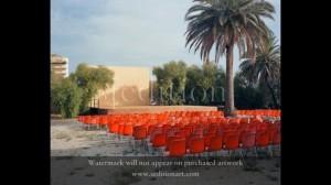 Wim Wenders, Open Air Screen, 2012.