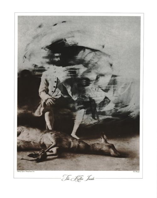 Conor Harrington prints, The Killer Inside, 2012.