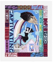 Faile, A Call to Adventure, 2013.