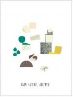 Matthew Brannon, Immature Artist, 2012.