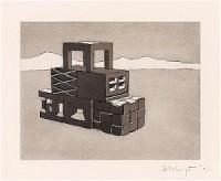 Richard Artschwager, TWMDRB, 2003