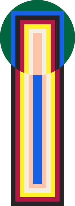 Tauba Auerbach, CONGRATULATIONS!, 2012.
