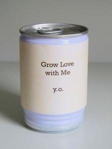 Yoko Ono, Grow Love with Me, 2013.