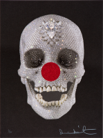 Damien Hirst, For the Love of Comic Relief, 2013.