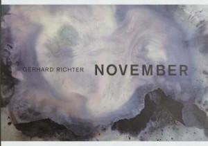 Gerhard Richter, November, 2014