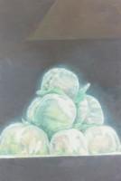"""Luc Tuymans, """"Peaches"""" , 2013."""