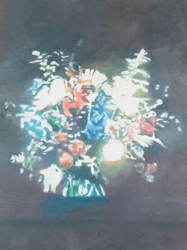 "Luc Tuymans, ""Technicolor"" , 2013."