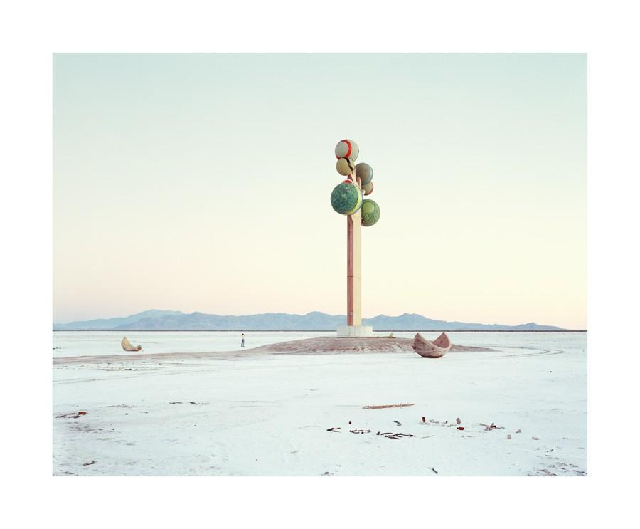 Nadav Kander, Monument, Utah, USA, 1995-2013.