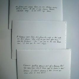 "Richard Prince edition - ""Greeting Cards"""