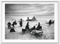Sebastião Salgado, North of the Ob River, Yamal Peninsula, Siberia, Russia, 2011-2013.