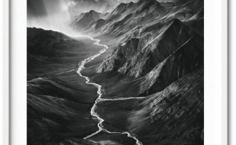 Sebastião Salgado, The Arctic National Wildlife Refuge, Alaska, USA, 2009-2013.