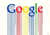 Zevs, Liquidated Google, 2013.