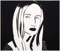Alex Katz, Christine, 2013.