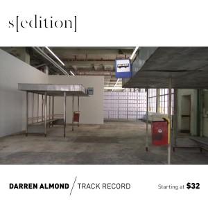 Darren Almond, Track Record, 2013.