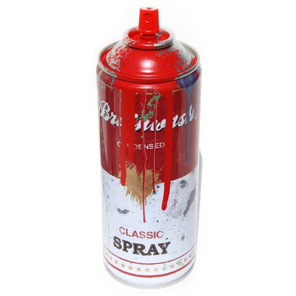 Painting With Aerosol Cans