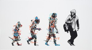 DOLK, Evolution Hand-Finish, 2013.