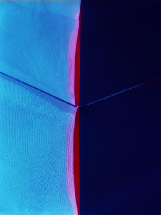 """Eileen Quinlan, The 14 x 10.5"""" Version of Fahrenheit #13, 2008-2013."""