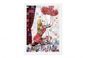 Faile, les BALLETS de FAILE NYC, 2013.