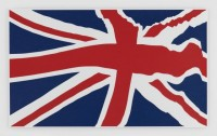 Frank Benson, Flag (Union Jack), 2013.