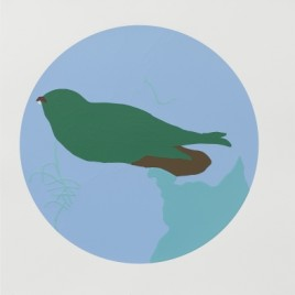 Gary Hume print - Migration - Out Now