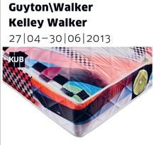 Guyton|Walker, Poster, 2013.