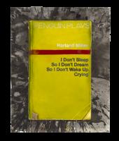 Harland Miller, I Don't Sleep So I Don't Dream So I Don't Wake Up Crying , 2013.