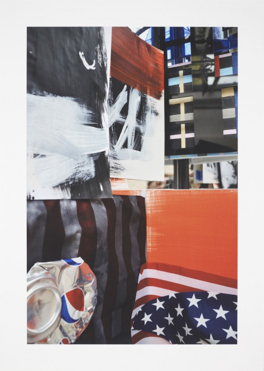 Josephine Meckseper, Untitled, 2012.