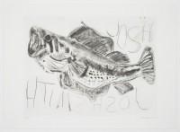 Josh Smith, Big Fish, 2013.