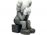 KAWS Companion: Passing Through (Grey Version)