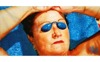 Martin Parr, Life's a Beach Limited Edition Towel, 2013.
