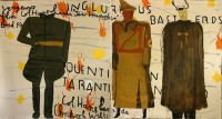 Rose Wylie, Inglourious Basterds, 2013.