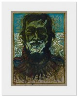 Billy Childish, Ernest Shackleton, 2013.
