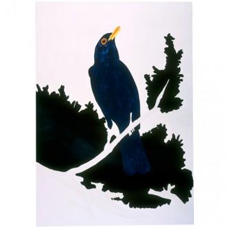 Gary Hume, Blackbird, 2013.