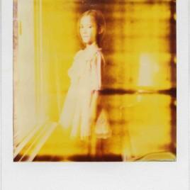 New Hellen van Meene triptych 'Yellow'