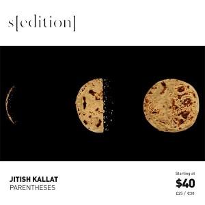 Jitish Kallat, Parentheses, 2013.