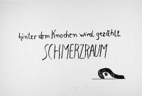 Joseph Beuys, Schmerzraum, 1984.
