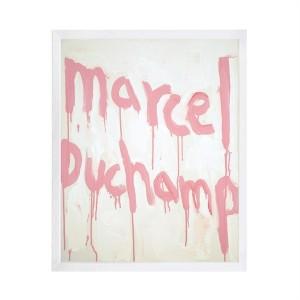 Kim Gordon, Marcel Duchamp, 2013.