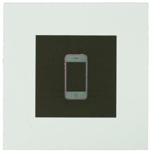 Michael Craig-Martin, Iphone, 2013